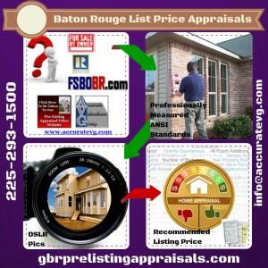 Baton Rouge Pre-ListingAppraisals